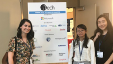 2019 team at iTech Conference